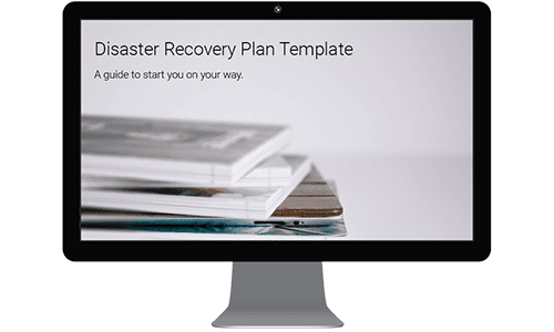 Disaster Recovery Template